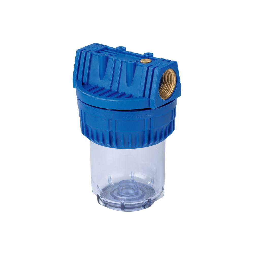 Filter für Gartenpumpen 1 kurz, ohne Filtereinsat