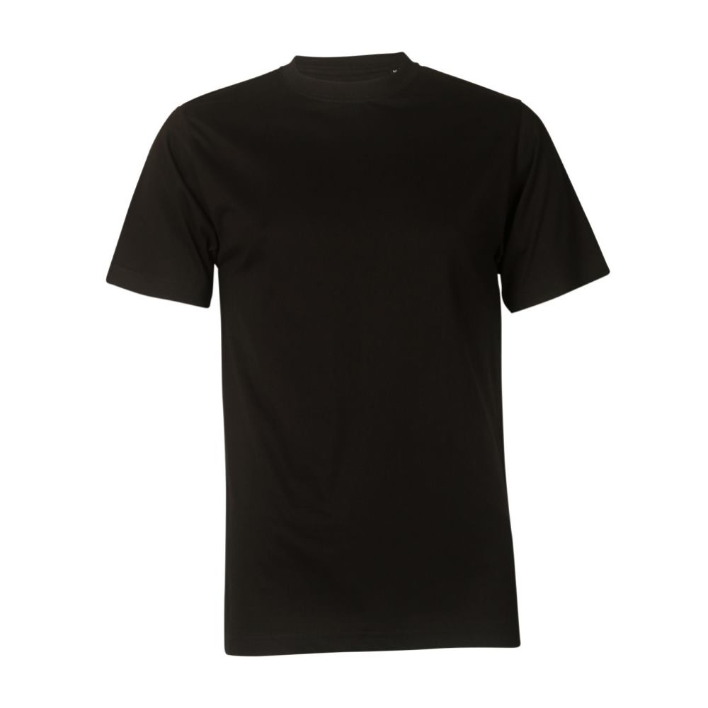 STX BASIC TSHIRT ST101 BLACK GR.XL