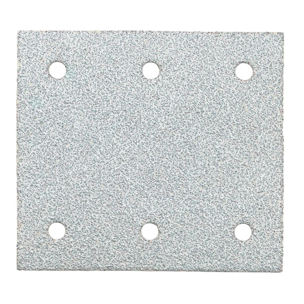 10 Haftschleifblätter 115x103 mm, P 120, Serie pr