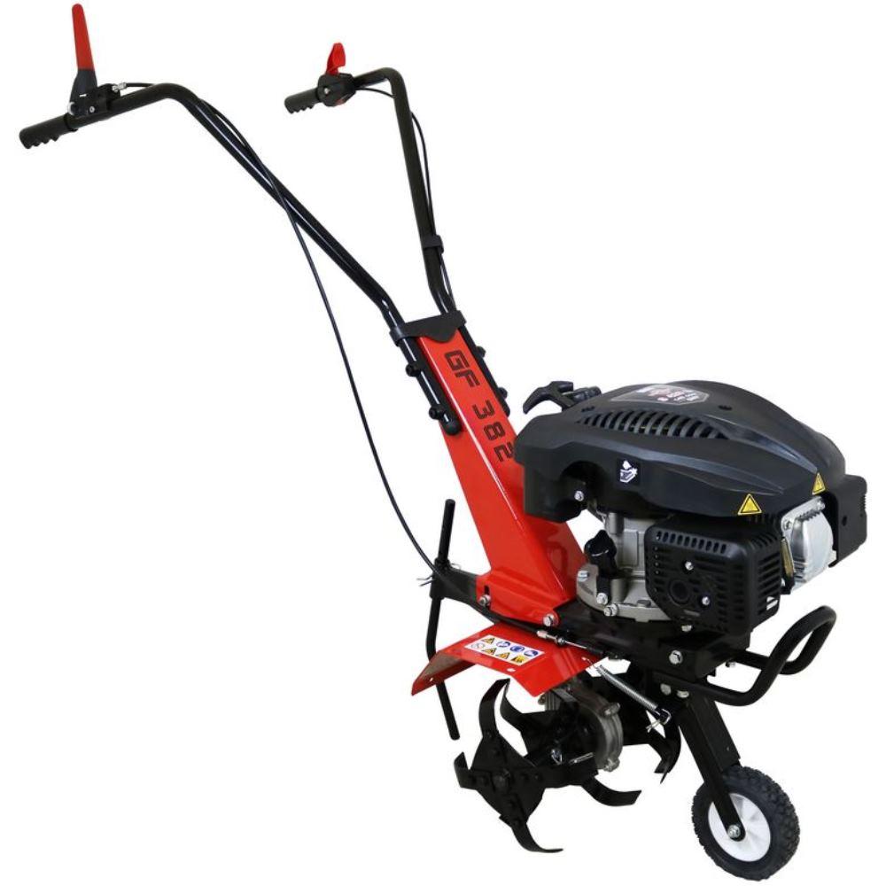 Benzin Gartenfräse GF 382   Gartenhacke 3,4 PS