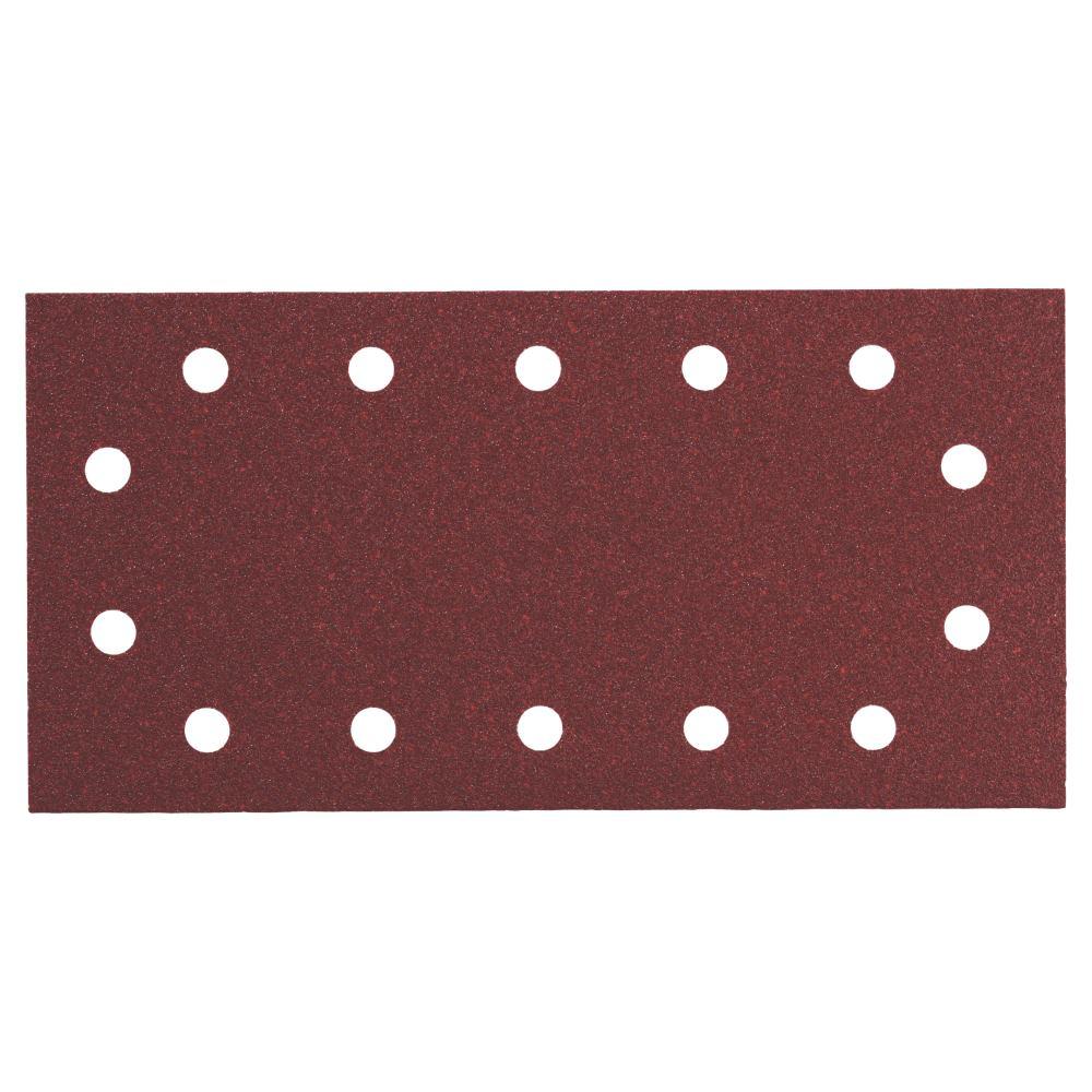 10 Haftschleifblätter 115x230 mm, P 320, Serie pr