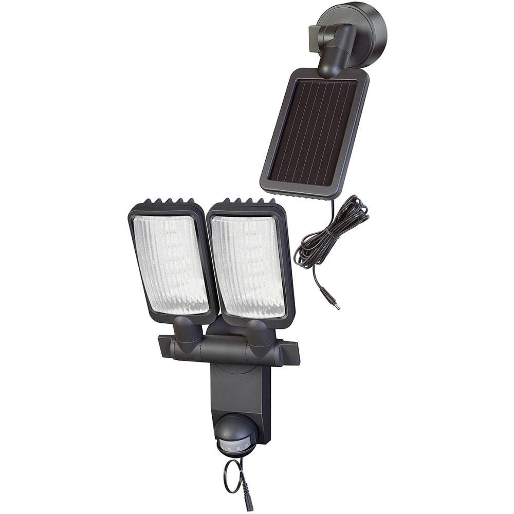 Brennenstuhl Solar LED-Leuchte Duo Premium SOL LV0805 P1 IP44 m
