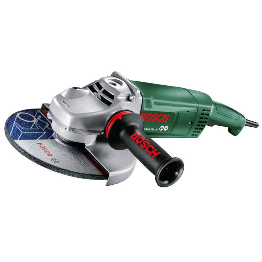 Ø 230mm Winkelschleifer PWS 2000-230JE / 2000 Watt