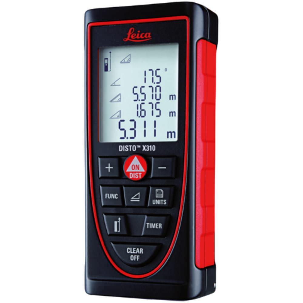LEICA DISTO Laserdistanzmessgerät Modell DISTO x 310 790656