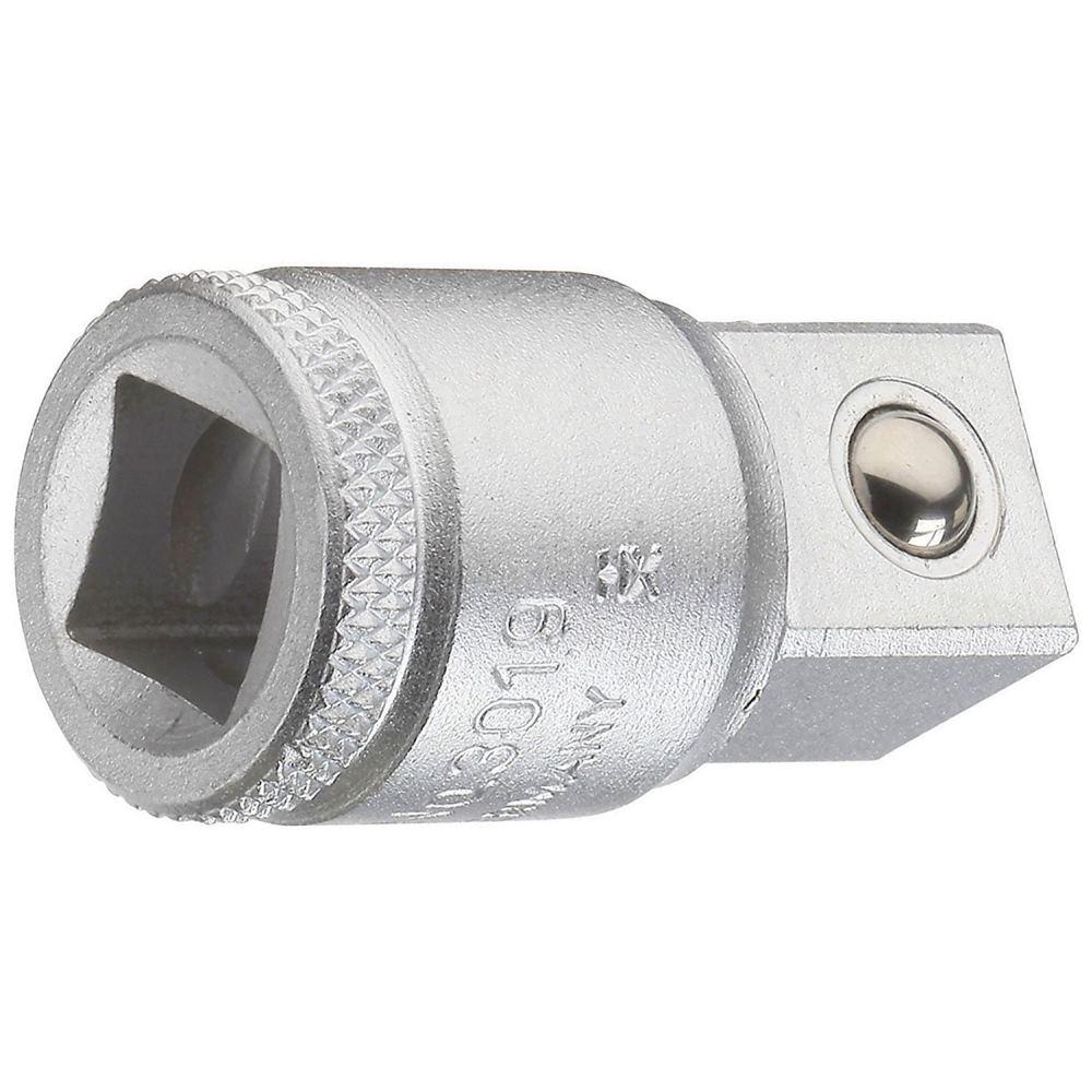Adapter 3/8 Zoll auf 1/2 Zoll Übergangsstück