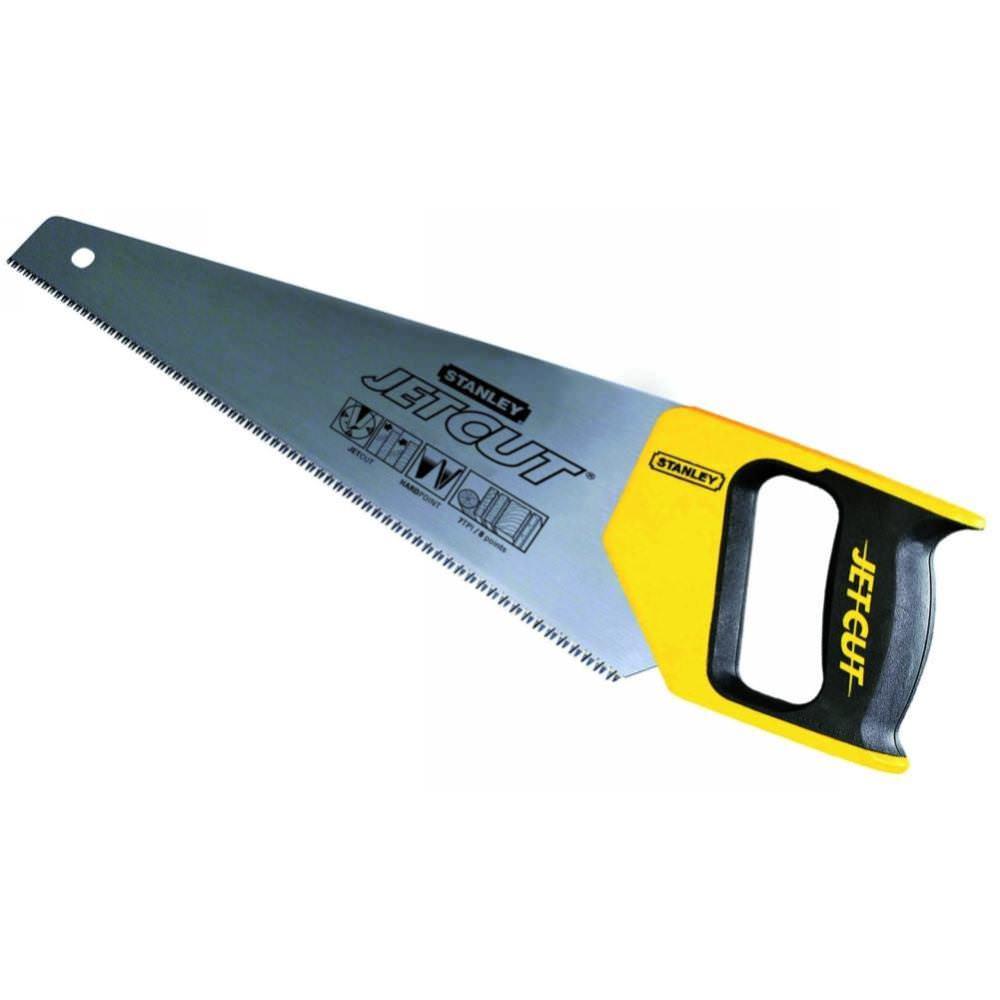 Relativ STANLEY Handsäge 11 Z 380 mm für Holz NM07