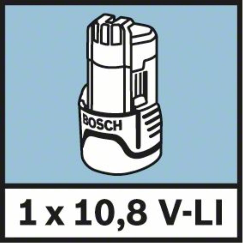 Bosch Ortungsgerät Wallscanner D-tect 120 mit L-BOXX