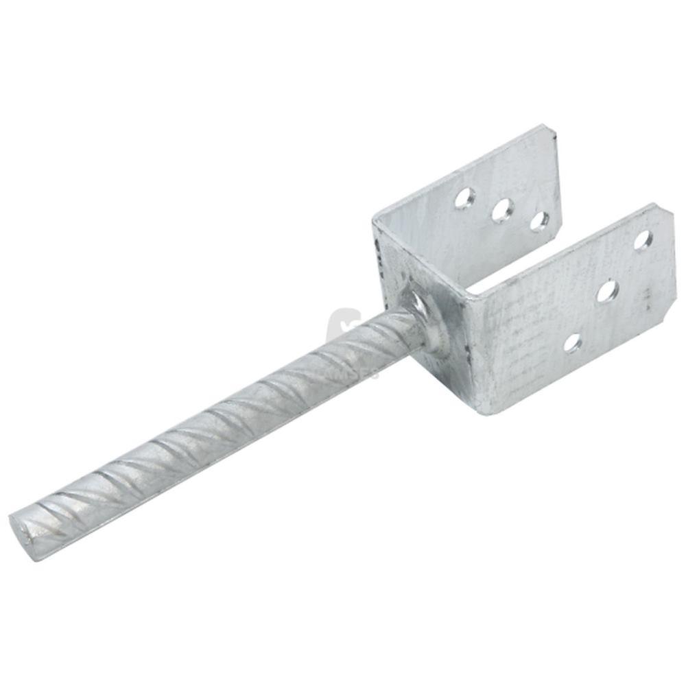 Stützenschuhe U-Form 70 X 60 X 100 Stahl verzinkt   1 Stück