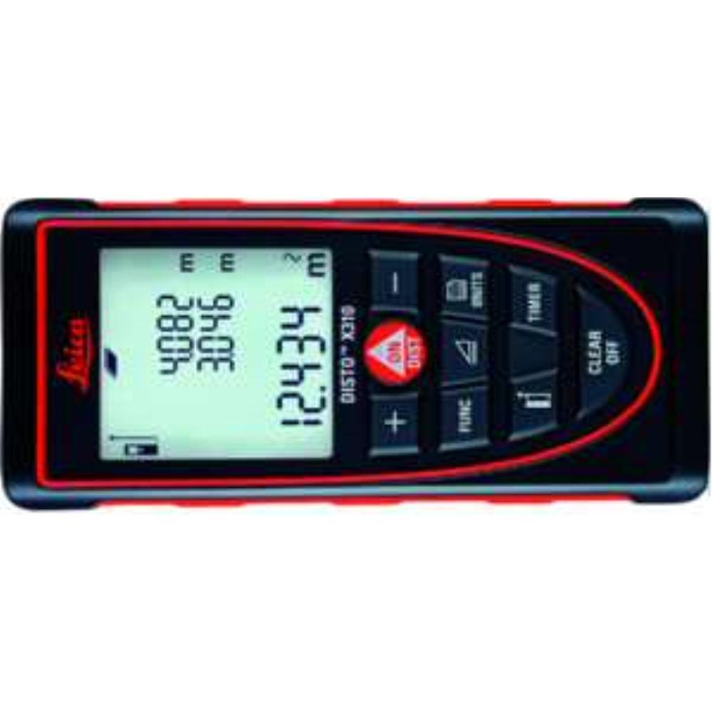 LEICA DISTO X310 Laserentfernungsmesser 01802898