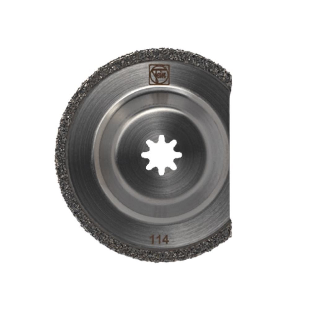 Diamantsegmentsägeblatt 63mm für MultiMaster