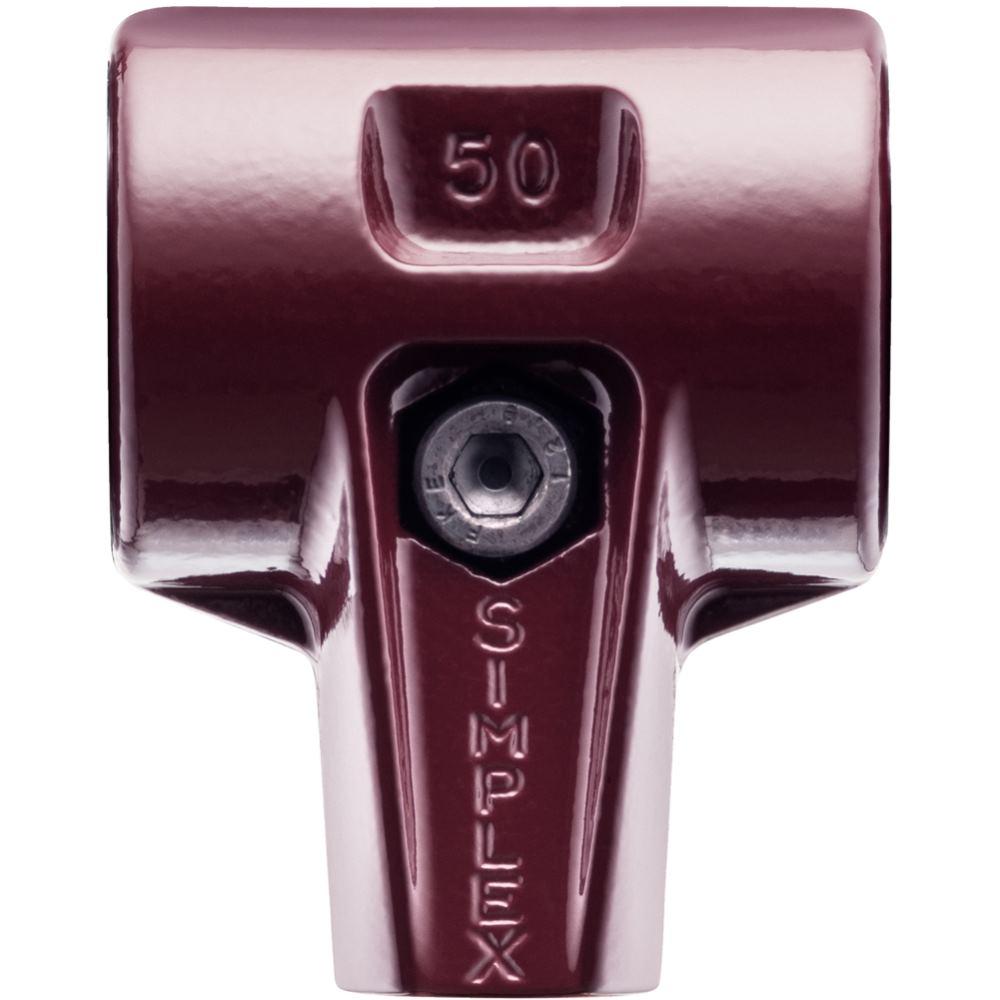 SIMPLEX Tempergussgehäuse für 50 mm Hammerdurchme