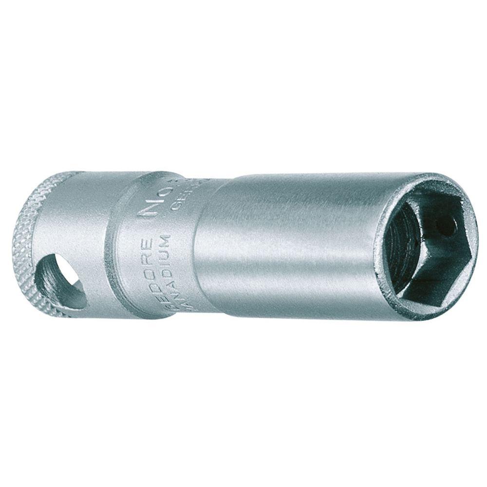 Zündkerzeneinsatz mit Magnet 16 mm 1/2
