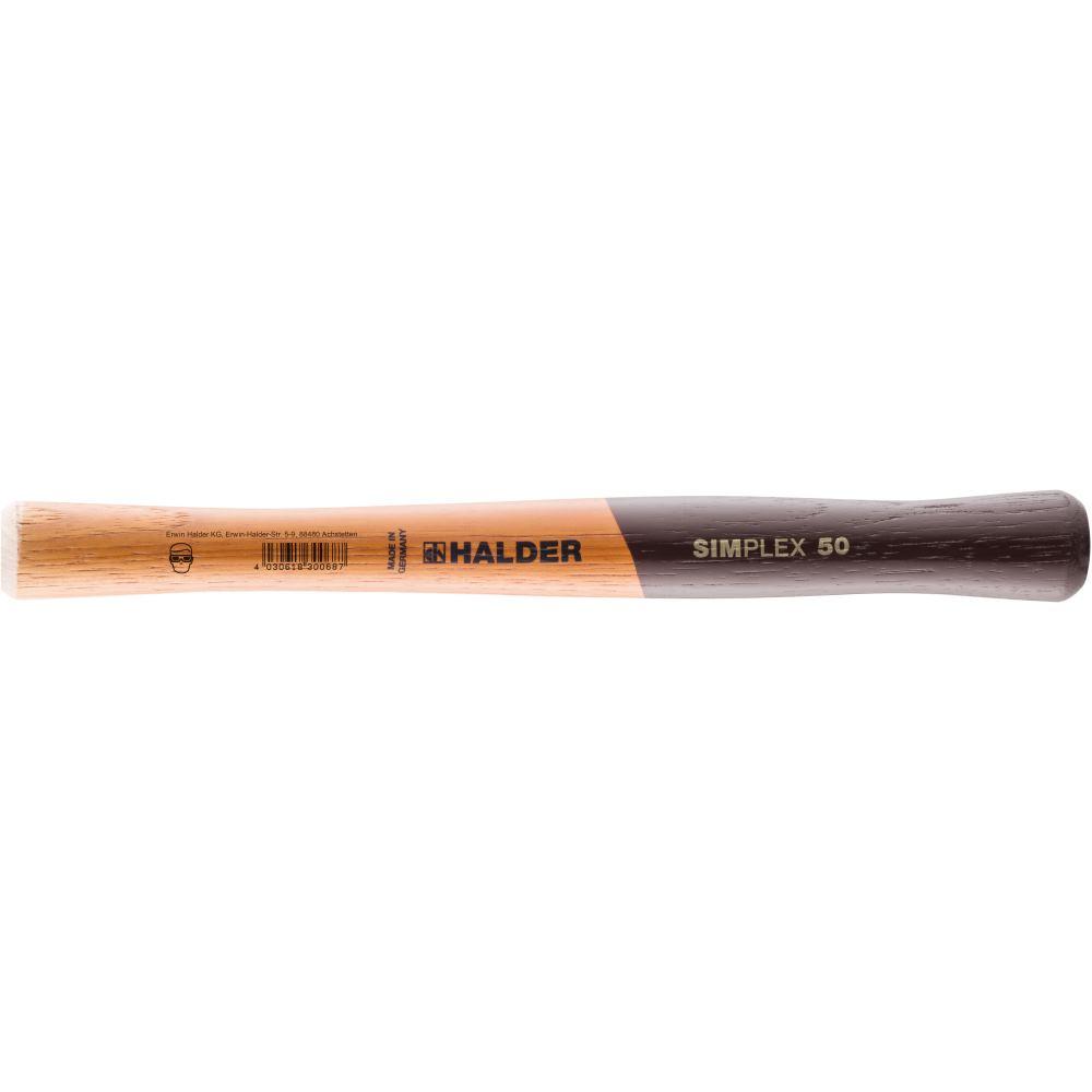 SIMPLEX Robinieholzstiel 310 mm für 50 mm Hammer
