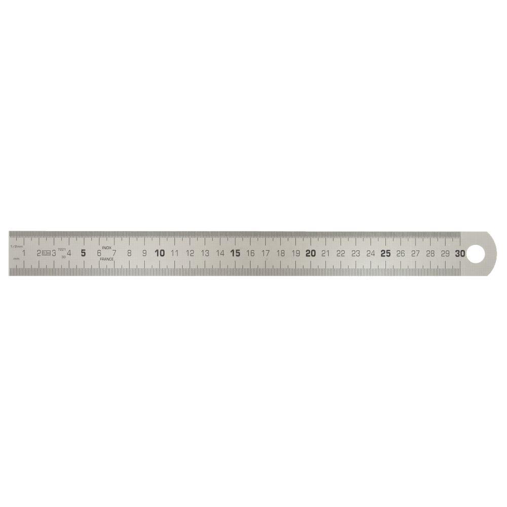 2000mm KS Tools 300.0118 Halbflexibler Stahlma/ßstab