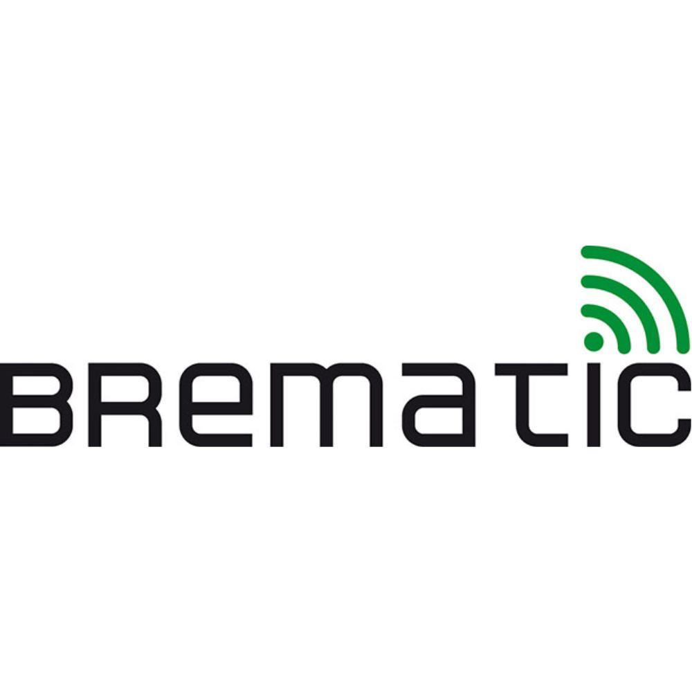 Blanc Brennenstuhl 1294120 Brematic FHT 433 Thermostat radio pour radiateur avec t/él/écommande radio//adaptateur de vanne de chauffage