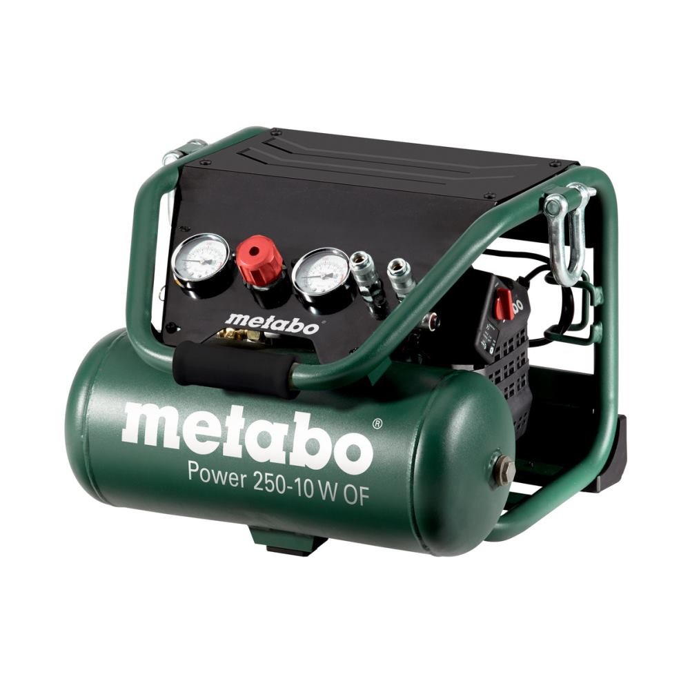 metabo druckluft mobil kompressor power 250 10 w of. Black Bedroom Furniture Sets. Home Design Ideas