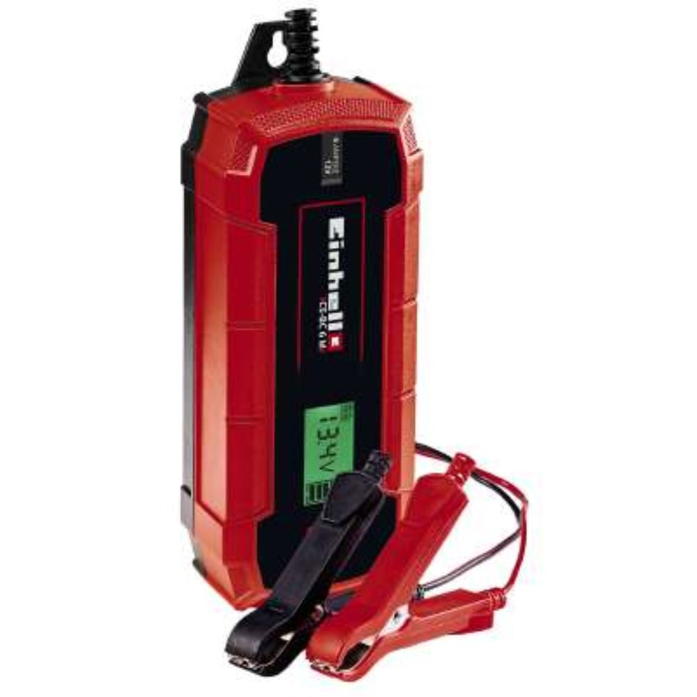 Details zu Einhell Batterie Ladegerät CE BC 6 M