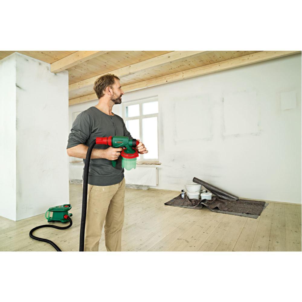 bosch farbspritzpistole farbspr hsystem pfs 5000 e ebay. Black Bedroom Furniture Sets. Home Design Ideas