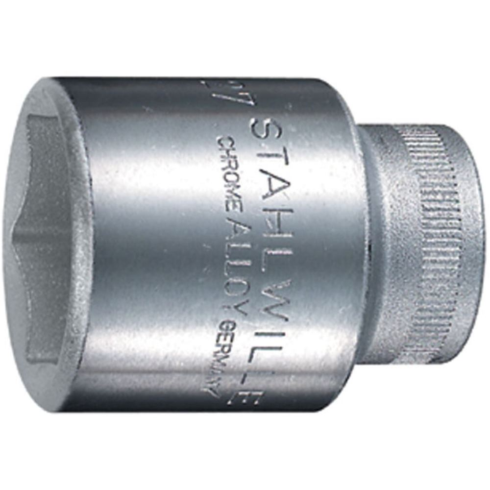 "STAHLWILLE 1//2/"" Zoll Steckschlüsseleinsatz  Ø 8 mm  Länge 140mm"