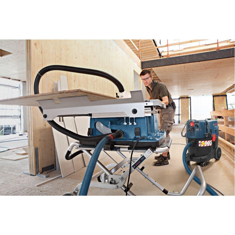 bosch absaugadapter tsvh 3 f r tischkreiss ge gts 10xcgts 10j ebay. Black Bedroom Furniture Sets. Home Design Ideas