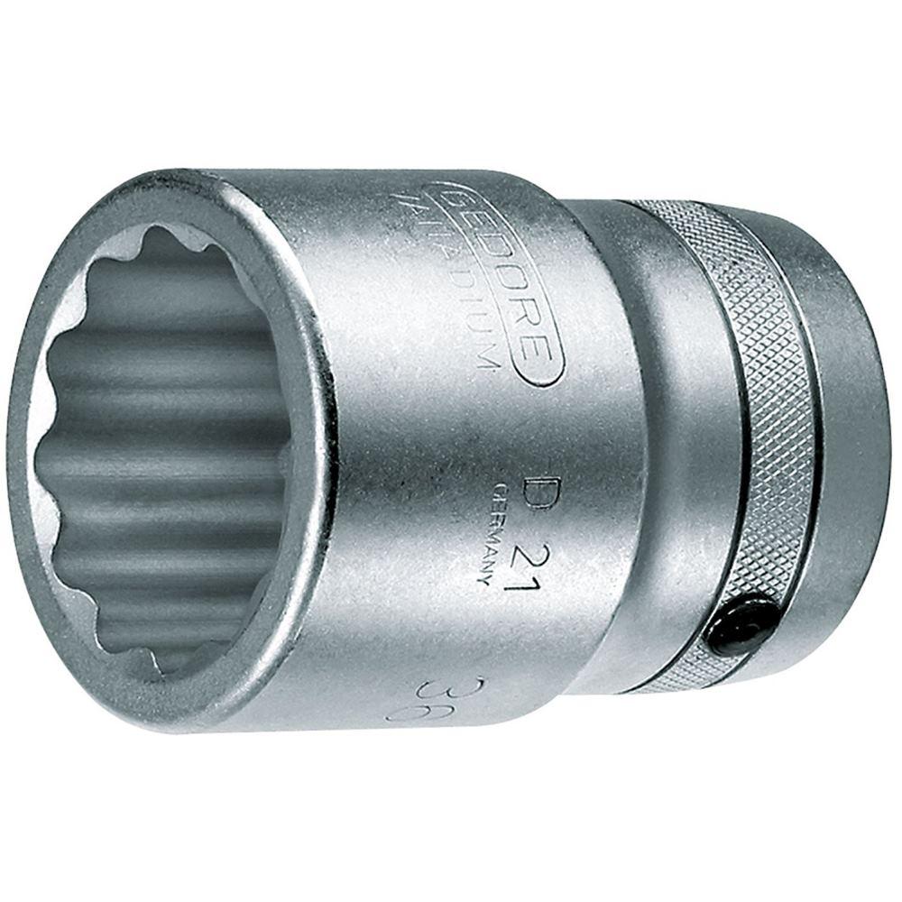 """GEDORE Steckschlüsseleinsatz Ø 19 mm 1//2/"""" Zoll DIN 3124"""