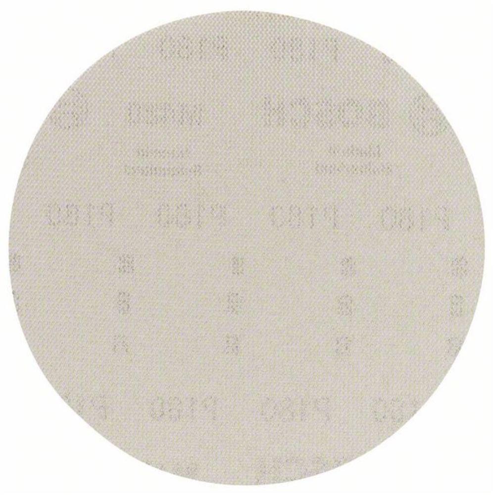 5er-Pack 180 Bosch Schleifblatt M480 Net Best for Wood and Paint 150 mm