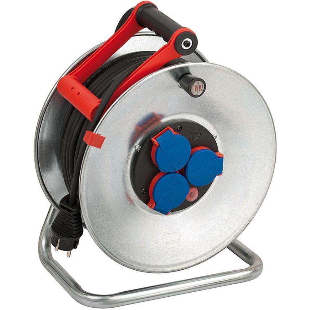 brennenstuhl garant s ip44 kabeltrommel 50m h05rr f 3g1 5 ebay. Black Bedroom Furniture Sets. Home Design Ideas