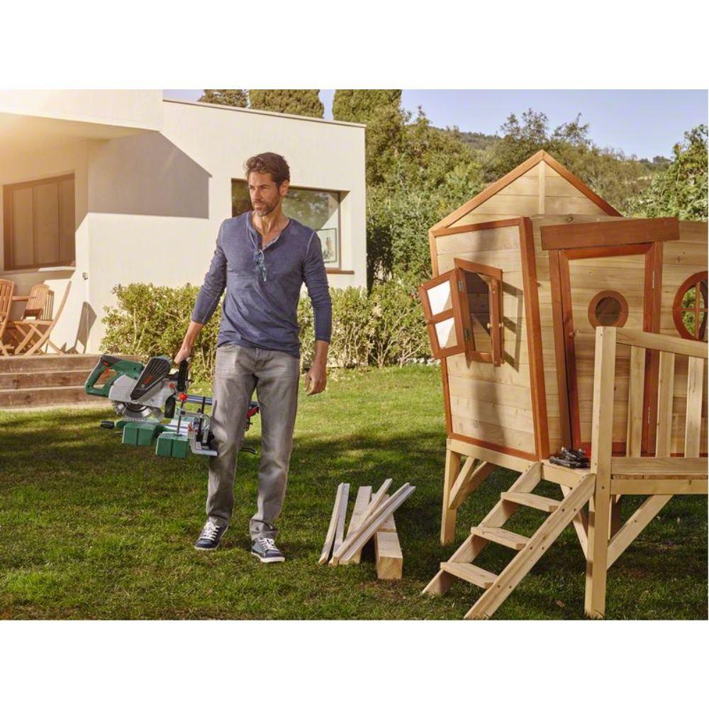 bosch kapp und gehrungss ge mit zugfunktion pcm 8 sd0603b11000 ebay. Black Bedroom Furniture Sets. Home Design Ideas
