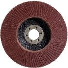 Fächerschleifscheibe X431, Standard for Metal 125x 22,23 mm, 80