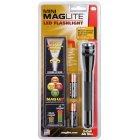 Stablampe Mini-MAG LED 2AA mit Batterien