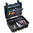 B + W Werkzeugkoffer JET 5000 aus Polypropylen schwarz Innenmaße 432 x 301 x 170 mm 55481680