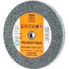 POLINOX®-Kompaktschleifrad PNER-MW 7506-6 SiC F