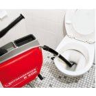 Toilettenschlauch f. 8, 10 u. 16mm Sp.
