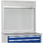 Rollladen-Aufsatzschrank Abmessungen: HxBxT 955 x1022 x 230 mm RAL 7035