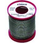 CIMCO 150074 ELEKTRONIKLOT 60%-2MM-250GR