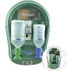 Medical Augenspülstation mit 500 ml NaCl und 250 ml BioPhos steril
