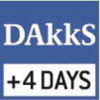 E1 1 mg - 50 g / DKD Kalibrierschein für konvent.