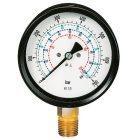 Manometer für Hydraulik