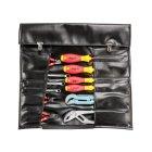 Rolltasche Kunstleder 440x520mm 19 Einsteckfächer