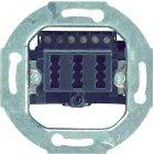 003310 TAE-ANSCHLUSSDOSE 3X6NFN SCHW.