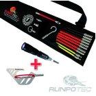 RUNPOTEC 10020 RunpoSticks Comfort Paket