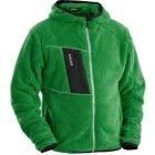 Bläkläder Fiberfleece Jacke grün | 3XL