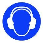 PGZGB Gebotszeichen Gehörschutz benutzen