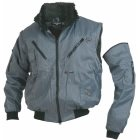 Blouson Allround PLUS grau Gr. XXXL