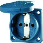 11011 Anbaudose SCHUKO 16A2p+E 230V blau