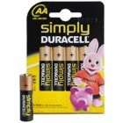 DURACELL MN 2400 Simply AAA LR03 K4