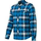 MAMMUT Belluno Winter Hemd blau | M