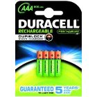 DURACELL Akku AAA Stay Charged 850 mAh Bl.4