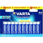 VARTA 4906 High Energy Mignon AA (Blister 10)