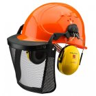 Voss Waldarbeiterhelm EN 397 orange